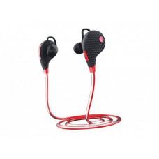 Наушники-вкладыши беспроводные OLMIO BTE-02 черный, Bluetooth 4.0