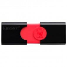 USB Флеш Kingston 16GB 3.0 DT106/16GB черный