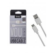 USB кабель INKAX Type-C (CK-13-TYPE C)