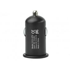 Автомобильное зарядное устройство Yotrix USB Car Charger (Y5951-CC31-2A-IPH) Black