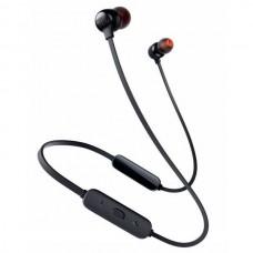 Наушники внутриканальные (Вставные) Bluetooth JBL T115BTBLK (Black)