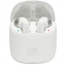 Наушники внутриканальные (Вставные) Bluetooth JBL T220TWSWHT (White)