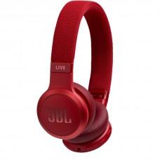 Наушники накладные с микрофоном Bluetooth JBL LIVE400BTRED (Red)